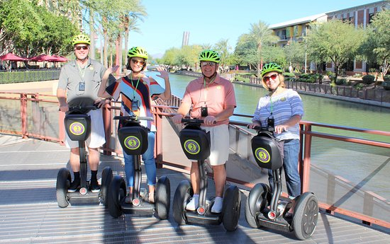 A great way to see beautiful Scottsdale!