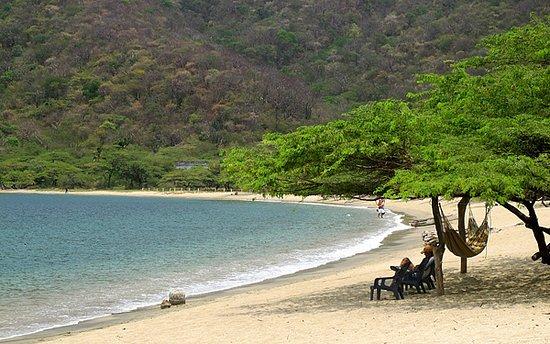 Национальный парк Тайрона, Колумбия: BAHIA CONCHA, primera playa a visitar por mar.
