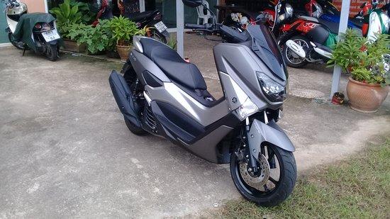 Krabi AO Nang Scooter