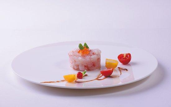 SAKURA Japanese Restaurant: Sunappa Tatare - Tartar di Dentice