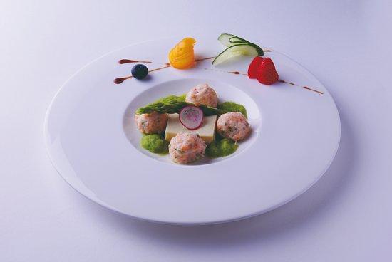 SAKURA Japanese Restaurant: Polpette Ebi