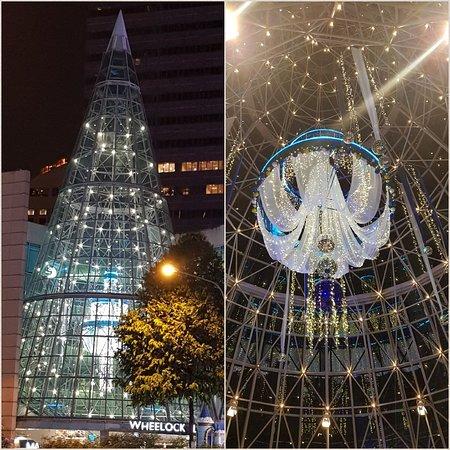 Орчард-роуд: Christmas 2018 • Orchard Road • Singapore