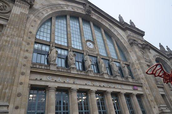 Париж, Франция: Gare du Nord