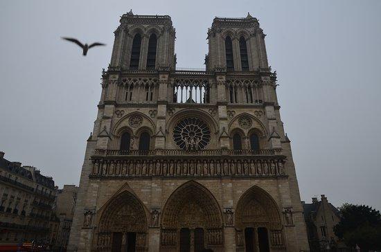 Париж, Франция: Notre Dame