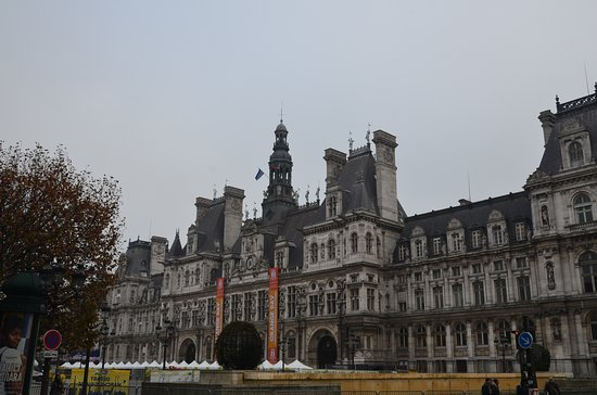 Париж, Франция: Hotel de Ville (municipio)