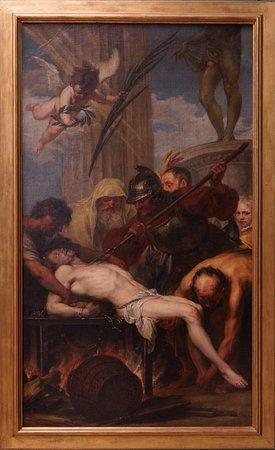 Johan Boeckhorst - Martyre de St Laurent