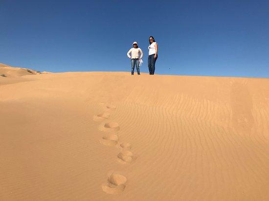 El Pinacate y Gran Desierto de Altar Biosphere Reserve: Dunas en Mexico