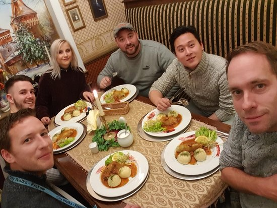 The Full Polish Food & Vodka Experience: Food tour!