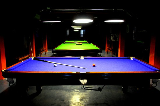 The Alleppey Billiards