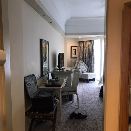 Hotel used for conferences however internet connection remains a huge problem