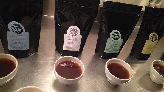 Tim Wendelboe's Coffeeshop, Oslo - Get Tim Wendelboe's ...