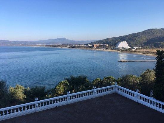 Labranda Ephesus Princess Kusadasi: Aussicht über Bucht