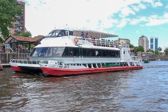 Planet Baires: Passeio en Catamarán pelo Delta do Tigre!