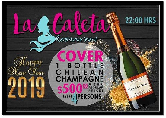 La Caleta: COVER