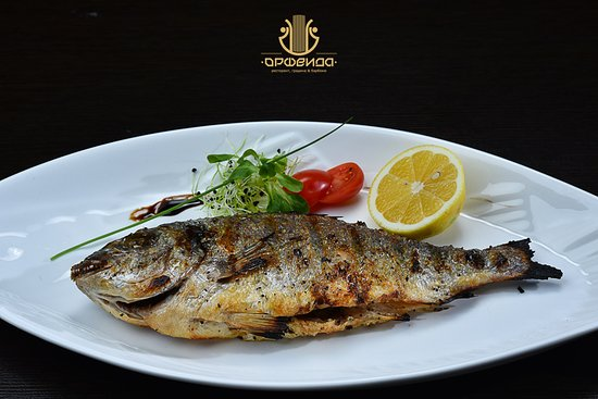 Restaurant Orfeida: Dishes...