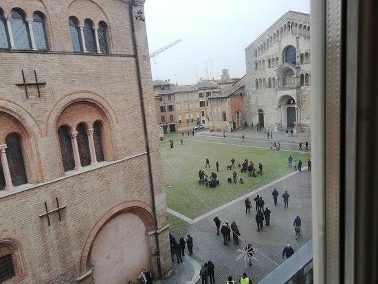 Jr. Suite Ortensia - vista su P.zza Duomo