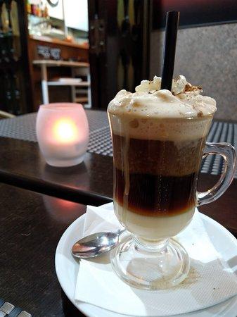Casa Gusto: Great coffee!