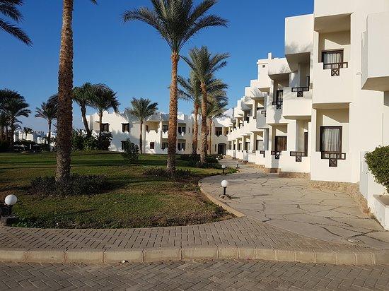Sharm Resort Hotel: Hotelanlage