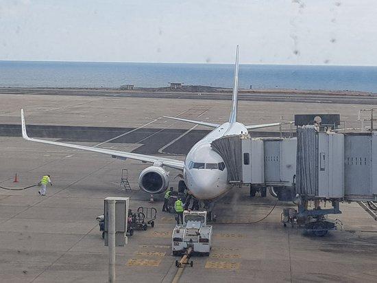 Ryanair: On the ground in Fuerteventura