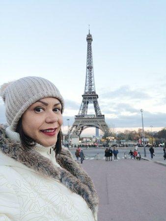 Torre Eiffel/Invalides: Maravilhosa experiência