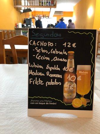 Tielmes, Espanja: Carta