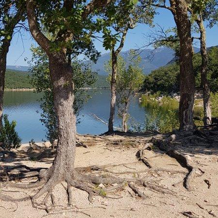 Darnius, إسبانيا: Boadella Reservoir