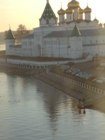 Kostroma, Russia: Ипатьевский монастырь
