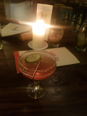Cocktails amazing