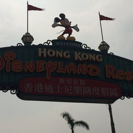 Day trip to HK Disneyland