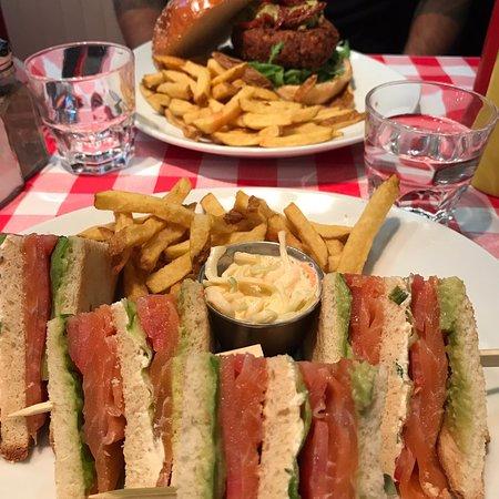 Miglior hamburger di Parigi