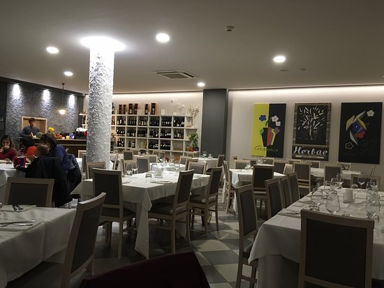 IL Bettoliere: A pleasant ambience in which to enjoy delicious food