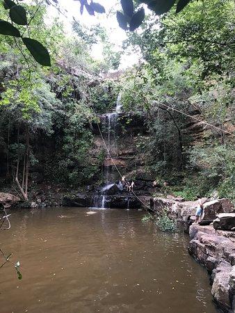 Pedro II, PI: Cachoeira do Salto Liso