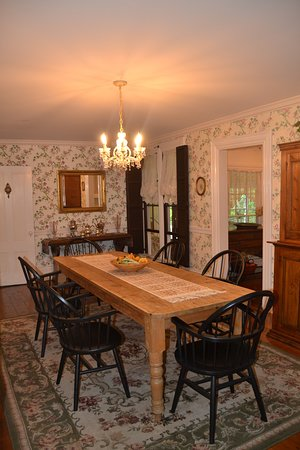 Dining Room With Antique Farm Table Picture Of Camden