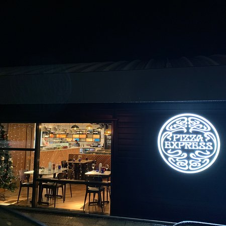 Excellent Service Pizza Express Waterstock Traveller
