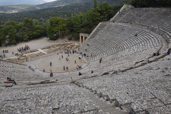 Театр в Эпидавре: theater