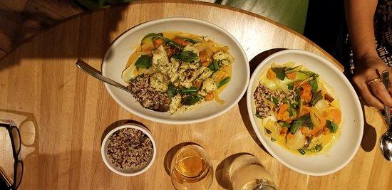 True Food Kitchen: Dashi Raven