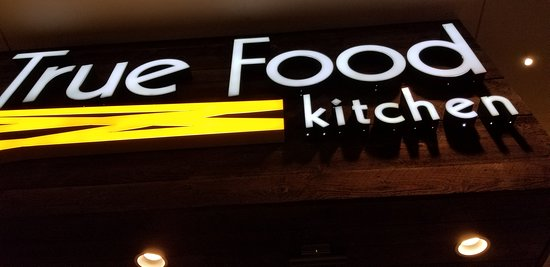 True Food Kitchen: View from outside