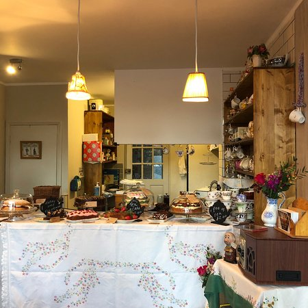 Tea Darlings New Home  114 Churchfield Road Acton W3 6BY