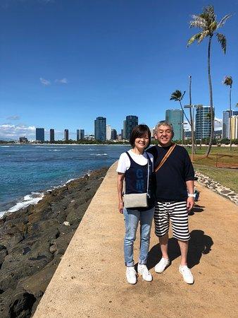 URB-E Hawaii: マジックアイランド