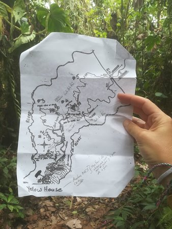 Yellow House Hiking Trails