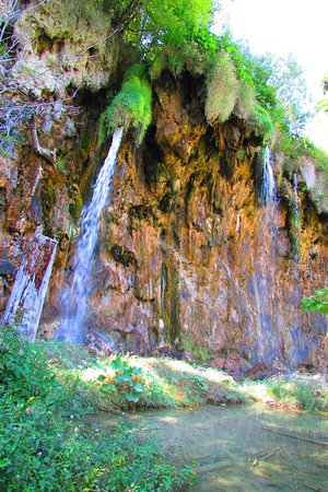 Plitvicei-tavak Nemzeti Park, Horvátország: laghi di plitvice