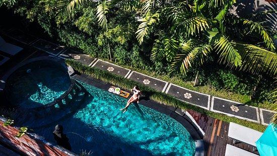 Bisma Cottages: Swimming Pool