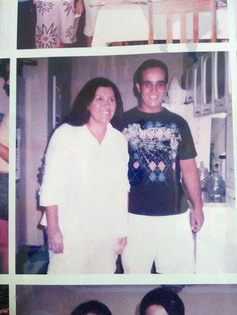 Nossa Senhora Da Gloria: Regina Casé e o filho da Dona Nena