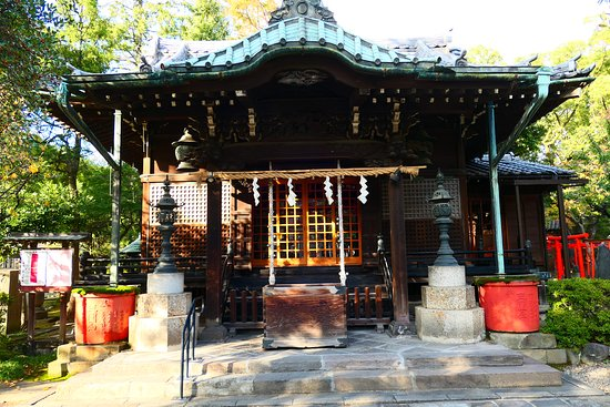 Mimeguri Shrine