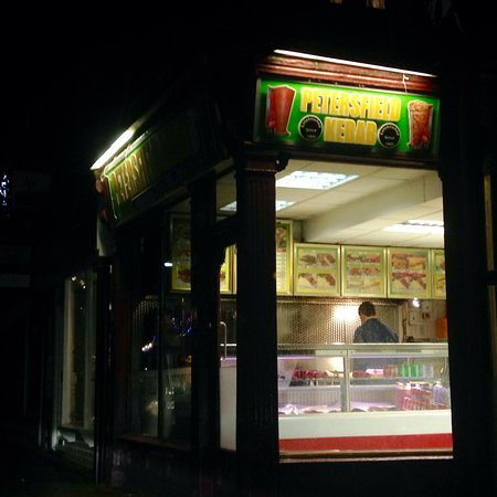 Petersfield Kebab Houses