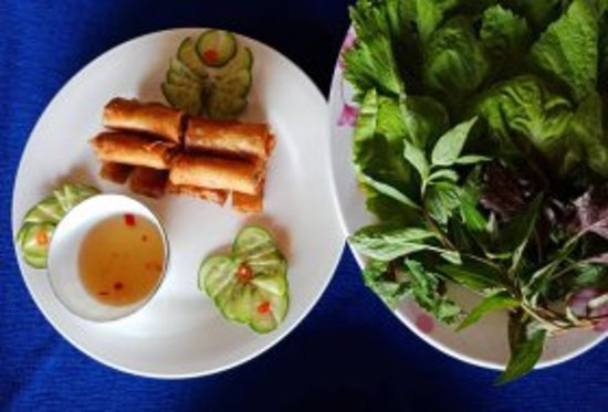 SEAFOOD SPRING ROLL