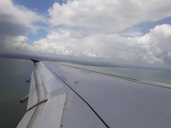 Air New Zealand: Rain behind us.