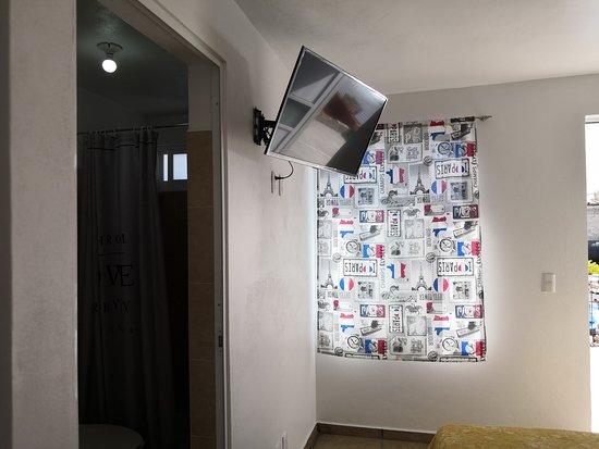 Sala compartida – obrázek zařízení Hostal Maple, Queretaro City