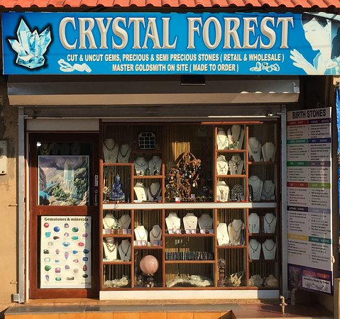 ‪Crystal Forest‬