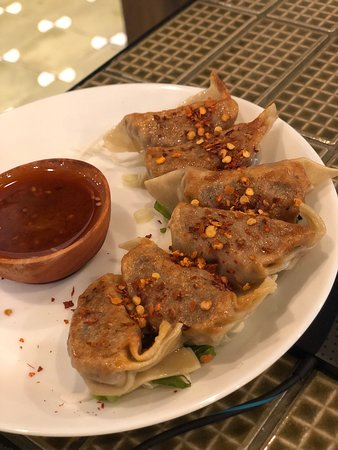 Gyoza - not always available